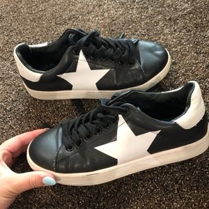 Girls Steve Madden Modern Star Shoes